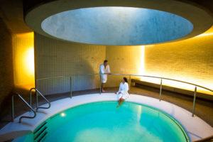 Bathhouse at Hepburn Springs